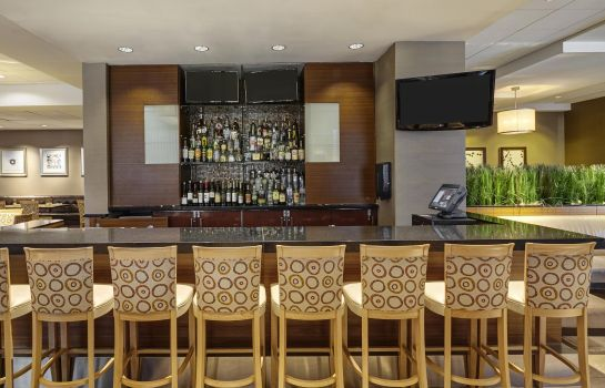 Bar del hotel Hilton Hasbrouck Heights/Meadowlands