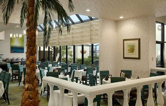 Restaurant Hilton Galveston Island Resort