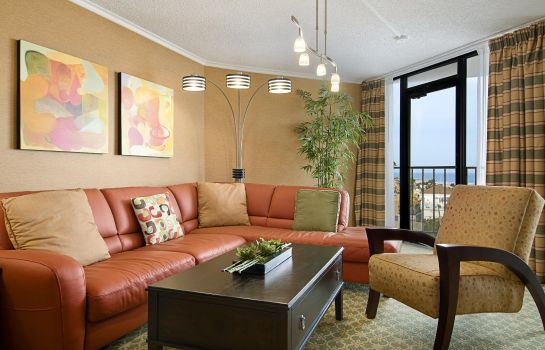Suite Hilton Galveston Island Resort