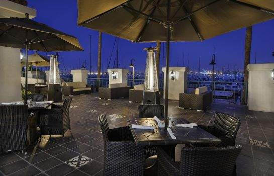 Restaurant DoubleTree by Hilton San Pedro - Port of Los Angeles