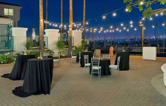 Tagungsraum DoubleTree by Hilton San Pedro - Port of Los Angeles