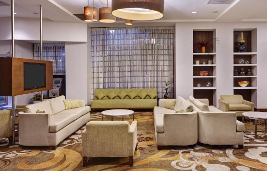 Hotelhalle DoubleTree by Hilton Washington DC - Silver Spring