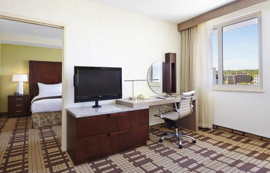 Suite DoubleTree by Hilton Washington DC - Silver Spring