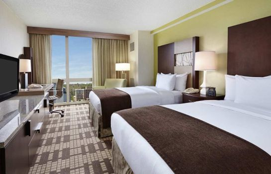 Zimmer DoubleTree by Hilton Washington DC - Silver Spring