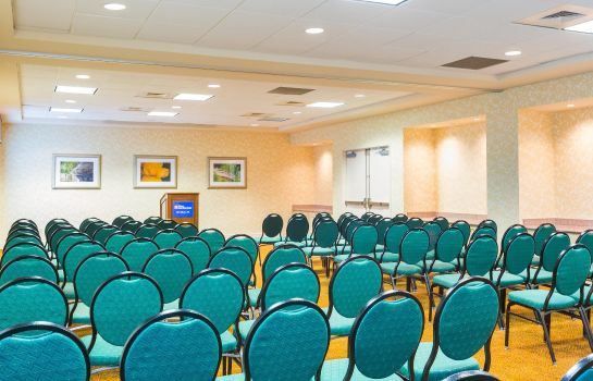 Conference room Hilton Garden Inn Ft Myers