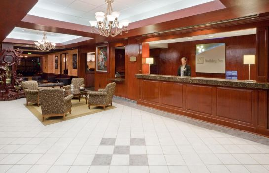 Hotelhalle Holiday Inn Express ABERDEEN-CHESAPEAKE HOUSE