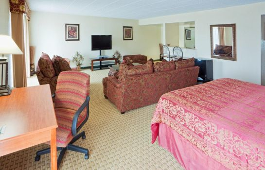 Suite Holiday Inn Express ABERDEEN-CHESAPEAKE HOUSE