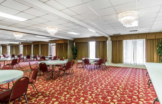 Conference room Quality Inn Opelika