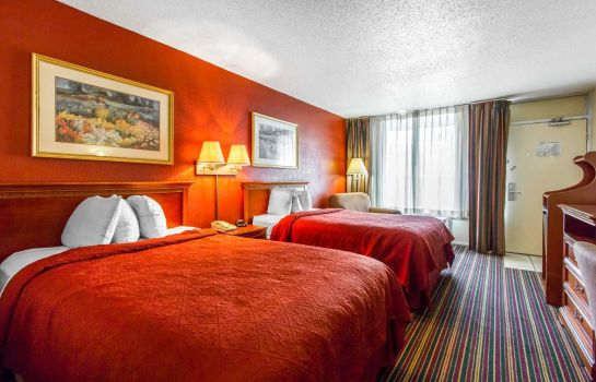 Chambre double (confort) Quality Inn Opelika