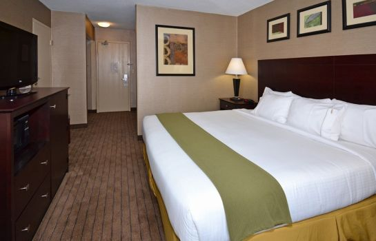 Zimmer Holiday Inn Express BROCKTON - BOSTON