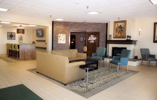 Hotelhalle Holiday Inn SPEARFISH-CONVENTION CENTER