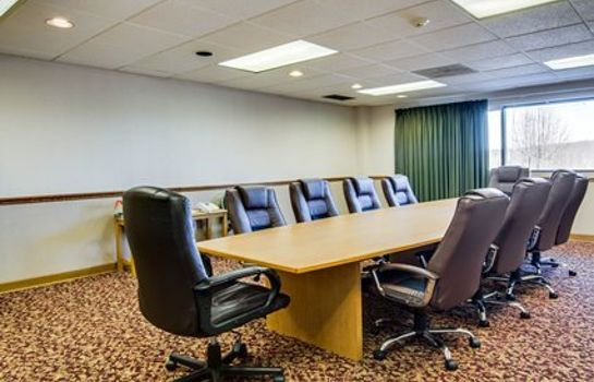 Conference room Quality Hotel and Conference Center