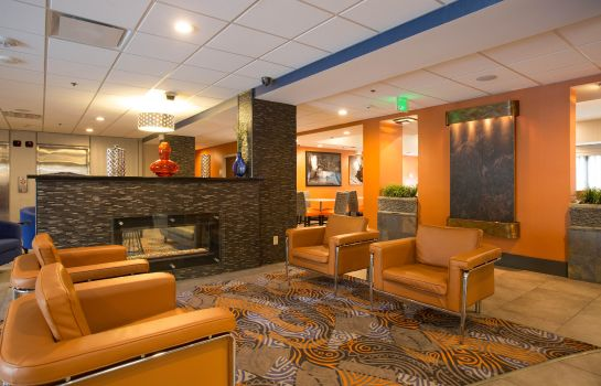 Hall de l'hôtel Holiday Inn Express & Suites NASHVILLE SOUTHEAST - ANTIOCH