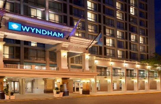 Exterior view WYNDHAM BOSTON BEACON HILL