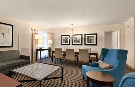 Suite WYNDHAM BOSTON BEACON HILL