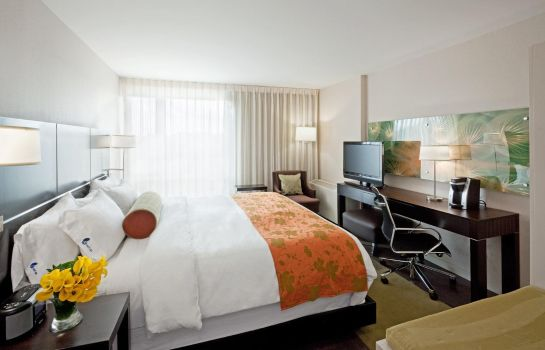 Chambre Hotel Indigo BOSTON - NEWTON RIVERSIDE