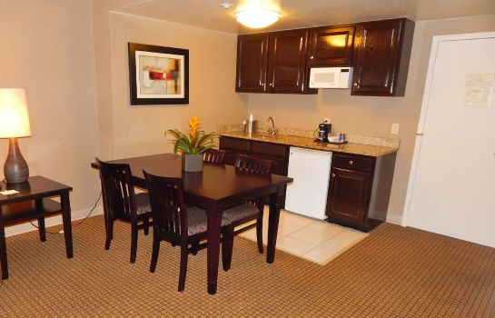 Suite Holiday Inn Hotel & Suites BOSTON-PEABODY