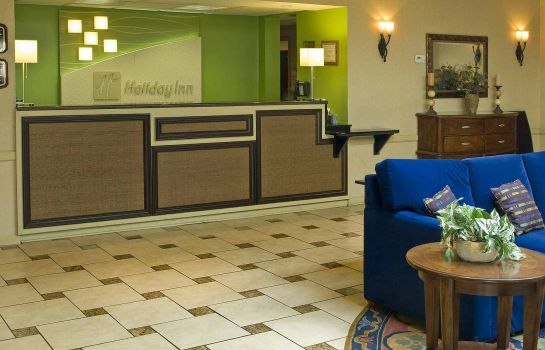 Vestíbulo del hotel Holiday Inn BUFFALO-INTL AIRPORT