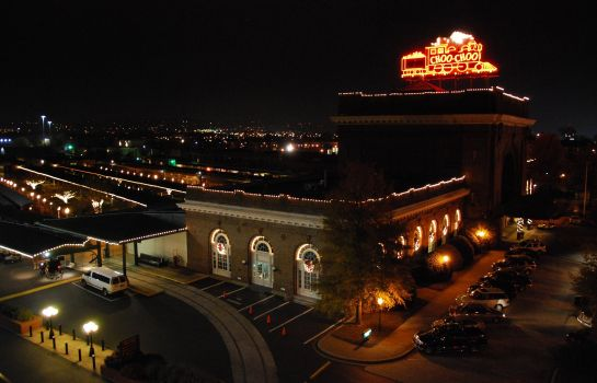 Exterior view Chattanooga Choo Choo CONNECT