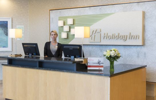 Hall de l'hôtel Holiday Inn CHICAGO-ELK GROVE