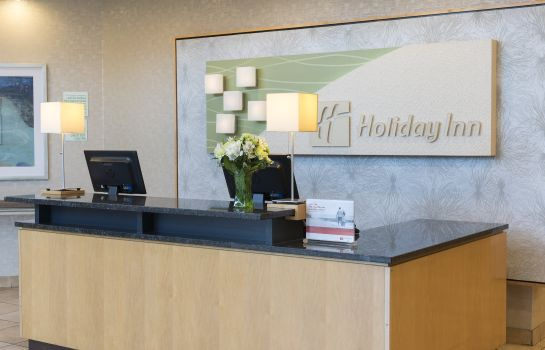 Lobby Holiday Inn CHICAGO-ELK GROVE