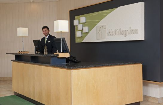 Hotelhalle Holiday Inn CHICAGO-ELK GROVE