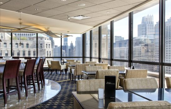 Bar hotelowy Holiday Inn CHICAGO-MART PLAZA RIVER NORTH
