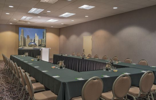 Conference room Holiday Inn CHICAGO-MART PLAZA RIVER NORTH