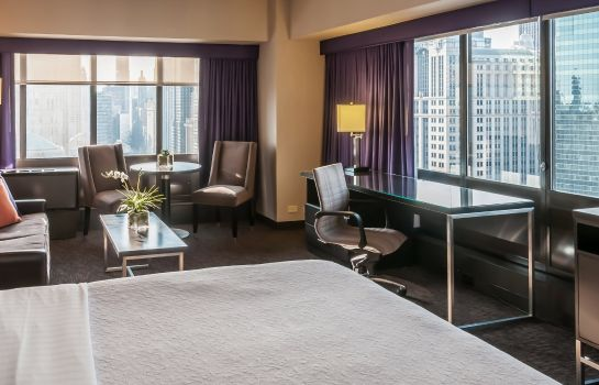 Kamers Holiday Inn CHICAGO-MART PLAZA RIVER NORTH