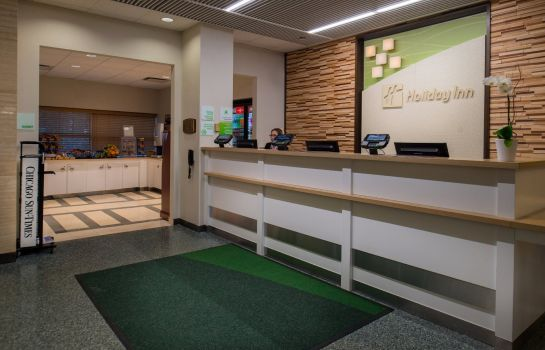 Hotelhalle Holiday Inn & Suites CHICAGO O'HARE - ROSEMONT