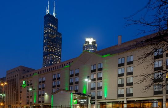 Buitenaanzicht Holiday Inn & Suites CHICAGO-DOWNTOWN