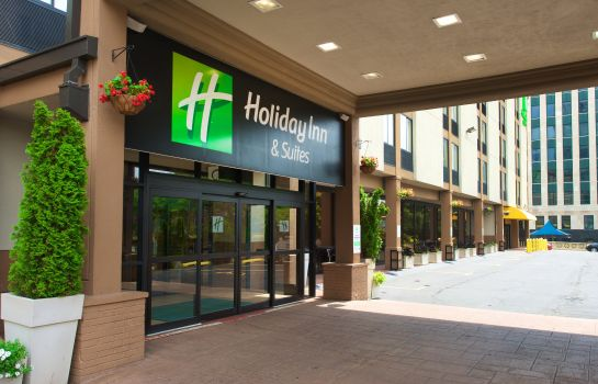 Außenansicht Holiday Inn & Suites CHICAGO-DOWNTOWN