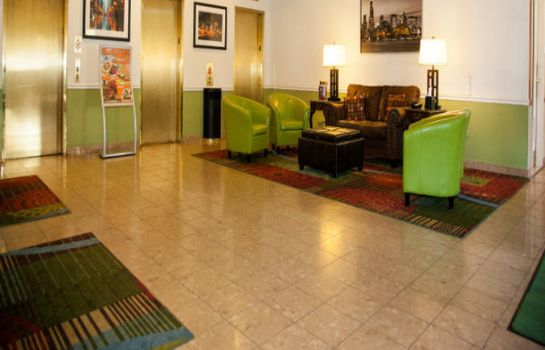 Lobby Holiday Inn & Suites CHICAGO-DOWNTOWN