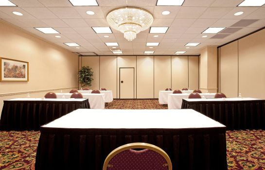Conference room Holiday Inn & Suites CHICAGO-DOWNTOWN