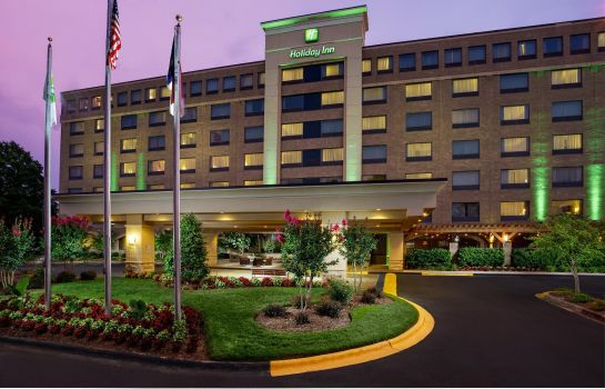 Exterior view Holiday Inn CHARLOTTE UNIVERSITY