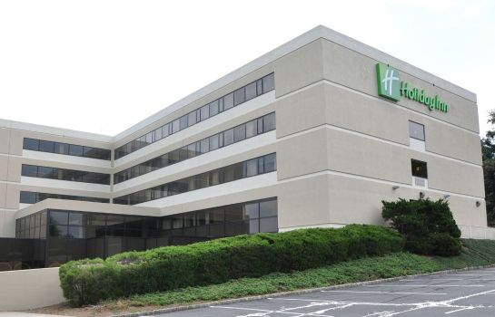 Vista esterna Holiday Inn CLINTON - BRIDGEWATER