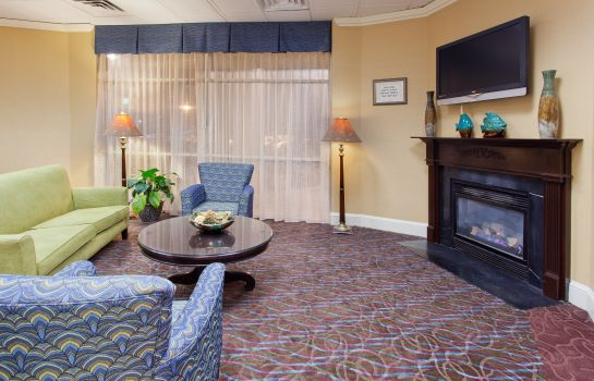 Hotelhalle Holiday Inn CHARLESTON-RIVERVIEW