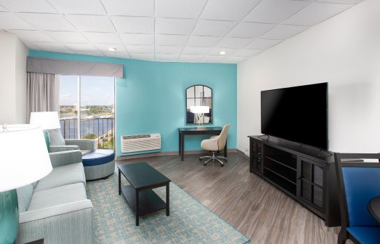 Suite Holiday Inn CHARLESTON-RIVERVIEW