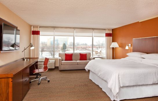 Chambre Four Points by Sheraton Cleveland Airport