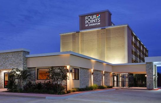 Buitenaanzicht Four Points by Sheraton College Station
