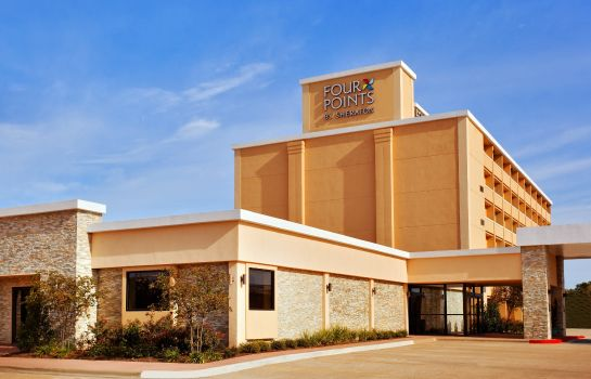 Vista esterna Four Points by Sheraton College Station