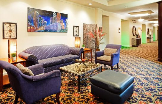 Lobby Holiday Inn CHARLOTTE-AIRPORT CONF CTR