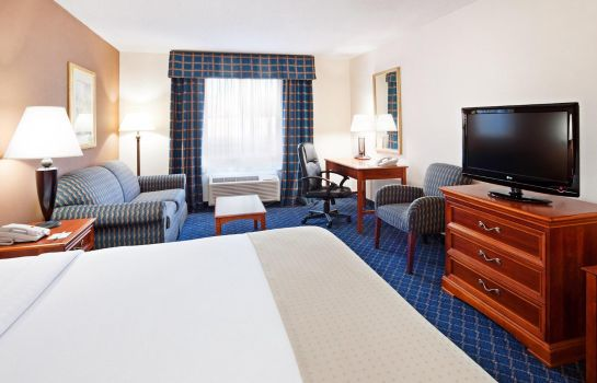 Room Holiday Inn CHARLOTTE-AIRPORT CONF CTR