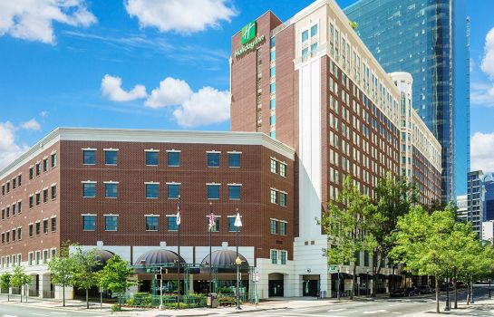 Vista exterior Holiday Inn CHARLOTTE-CENTER CITY