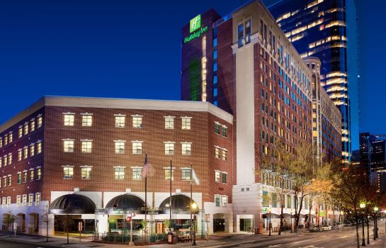 Außenansicht Holiday Inn CHARLOTTE-CENTER CITY