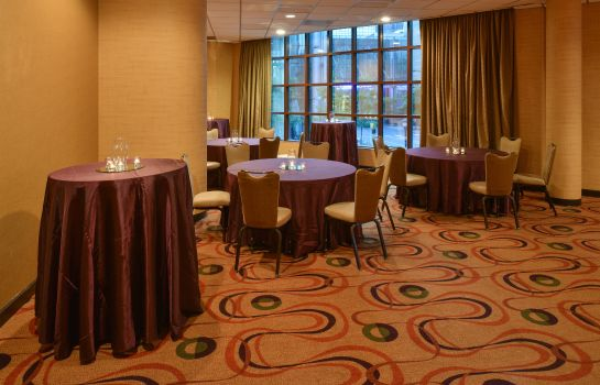 Sala de reuniones Holiday Inn CHARLOTTE-CENTER CITY
