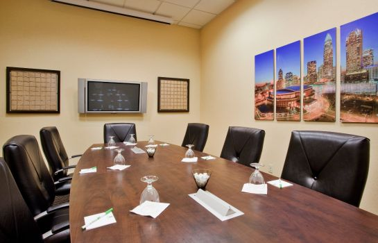 Conference room Holiday Inn CHARLOTTE-CENTER CITY