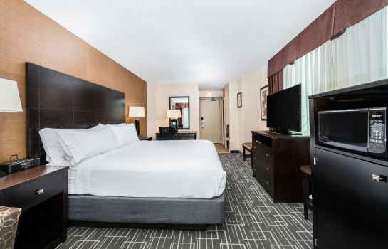Zimmer Holiday Inn CHARLOTTE-CENTER CITY
