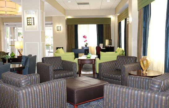 Hotelhalle Holiday Inn Express & Suites CLEARWATER/US 19 N