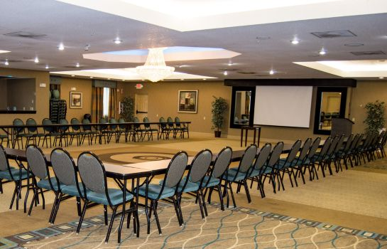 Conference room Holiday Inn Express & Suites CLEARWATER/US 19 N